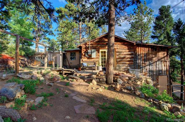 34338 Mineral Lane, Pine, CO 80470 (MLS #4911931) :: 8z Real Estate