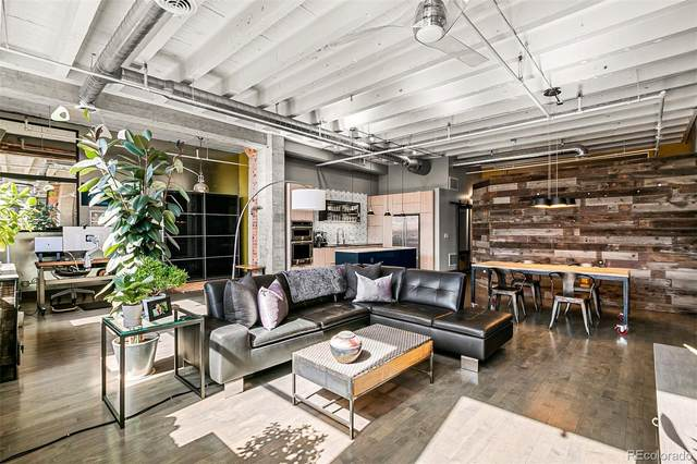 2000 N Arapahoe Street #305, Denver, CO 80205 (#4912309) :: Re/Max Structure