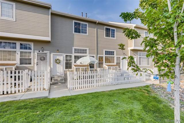 8199 Welby Road #2503, Denver, CO 80229 (MLS #4912375) :: Re/Max Alliance