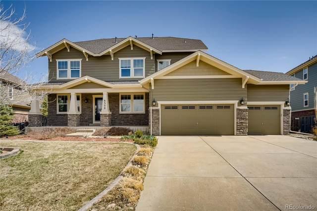 6350 S Patsburg Court, Aurora, CO 80016 (#4912874) :: Mile High Luxury Real Estate