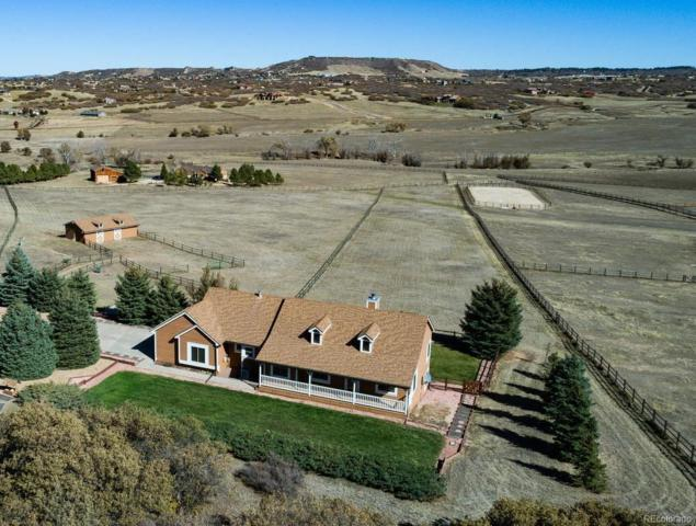 3292 Christy Ridge Road, Sedalia, CO 80135 (#4913070) :: 5281 Exclusive Homes Realty
