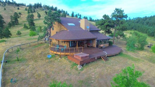 3555 Bison Drive, Boulder, CO 80302 (#4913110) :: The DeGrood Team