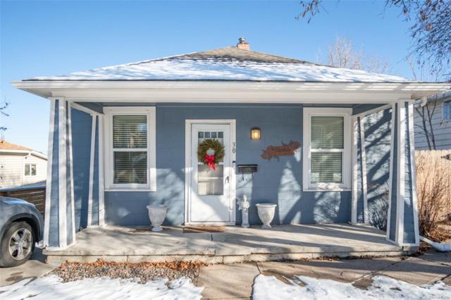 30 Newton Street, Denver, CO 80219 (MLS #4913193) :: 8z Real Estate