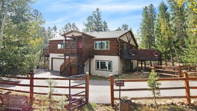 44 Bristlecone Circle, Bailey, CO 80421 (#4913345) :: The Peak Properties Group