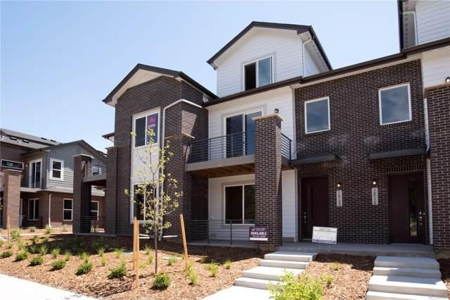 14722 E Belleview Avenue, Aurora, CO 80015 (#4913529) :: milehimodern