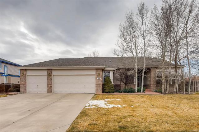244 Baker Lane, Erie, CO 80516 (#4913622) :: The Griffith Home Team