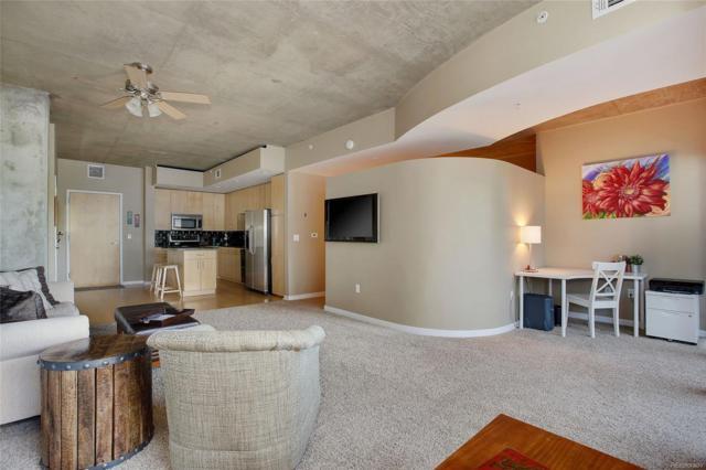 1700 Bassett Street #310, Denver, CO 80202 (#4913944) :: The Griffith Home Team