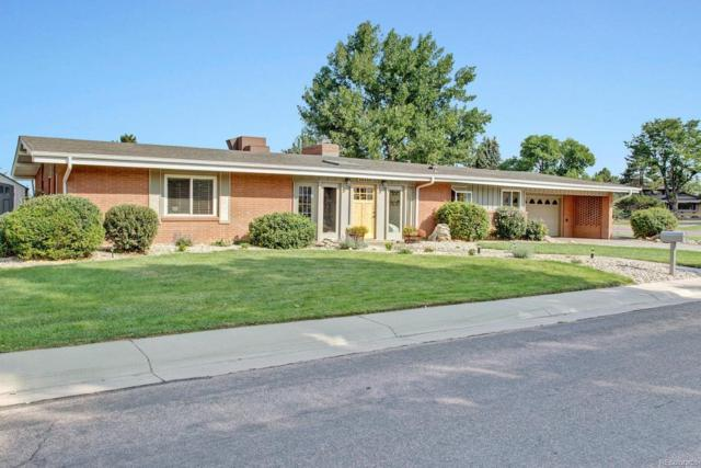 12153 W 30th Place, Wheat Ridge, CO 80215 (#4913989) :: The Griffith Home Team