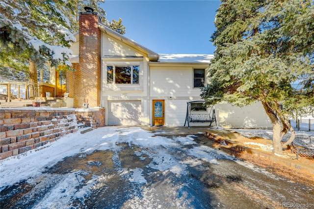 5353 Giant Gulch Road, Indian Hills, CO 80454 (#4914782) :: The DeGrood Team