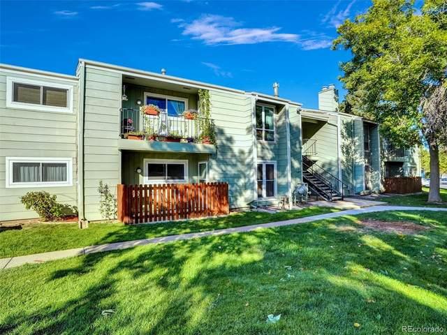 2300 E Geddes Avenue F, Centennial, CO 80122 (#4915157) :: Compass Colorado Realty