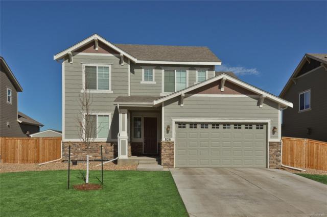 826 Wagon Bend Road, Berthoud, CO 80513 (#4915364) :: The Peak Properties Group