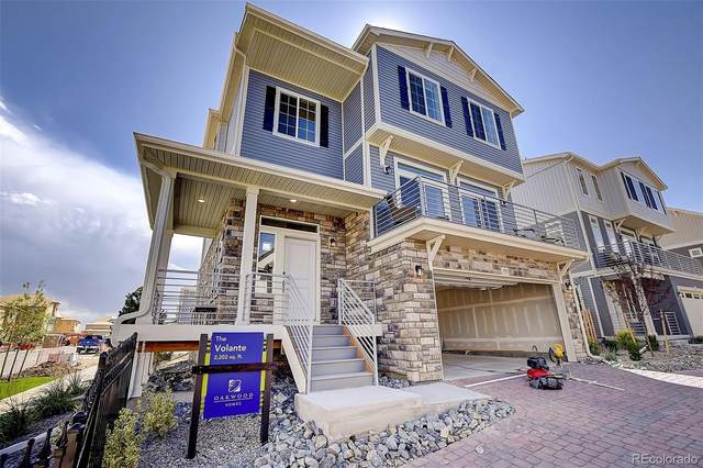191 S Oak Hill Street, Aurora, CO 80018 (#4915519) :: The DeGrood Team