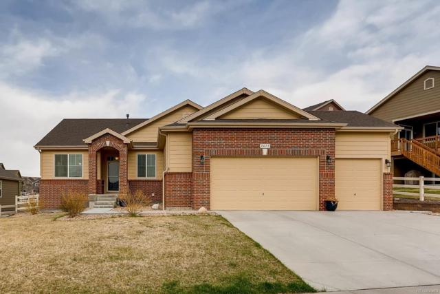 2615 Mountain Sky Drive, Castle Rock, CO 80104 (#4916027) :: Colorado Team Real Estate