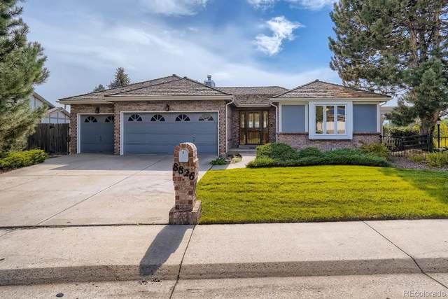 8826 W Iliff Avenue, Lakewood, CO 80227 (#4916536) :: Signature Realty, Inc.