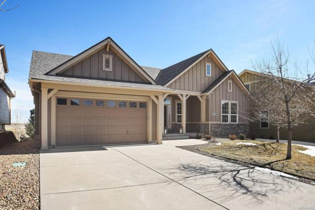 1768 Wild Star Way, Castle Rock, CO 80104 (#4916634) :: Keller Williams Action Realty LLC