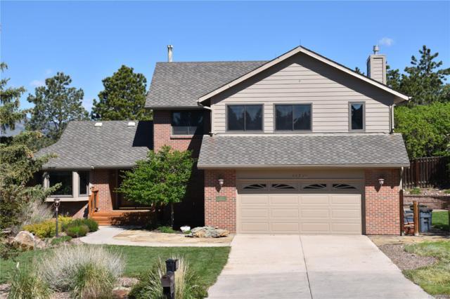 14710 Cherry Hills Place, Colorado Springs, CO 80921 (#4916929) :: James Crocker Team