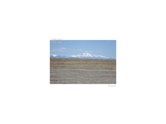 Hwy 94 Highway, Yoder, CO 80864 (MLS #4916998) :: 8z Real Estate