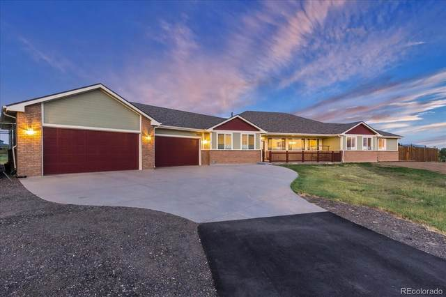 3444 County Road 19, Fort Lupton, CO 80621 (#4917017) :: The Gilbert Group
