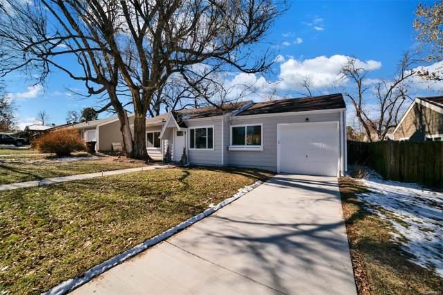 3229 S Fairfax Street, Denver, CO 80222 (#4917086) :: The Peak Properties Group