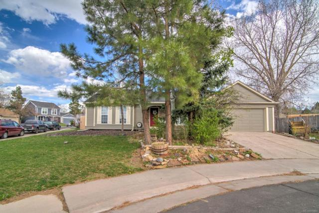 21490 E Aberdeen Drive, Centennial, CO 80015 (#4917142) :: House Hunters Colorado