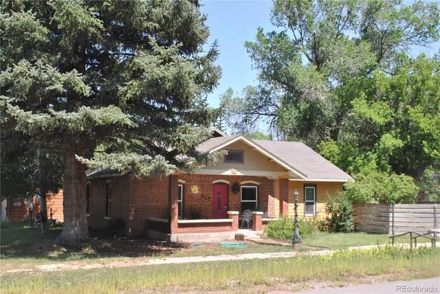 650 San Juan Avenue, Saguache, CO 81149 (#4917158) :: The HomeSmiths Team - Keller Williams