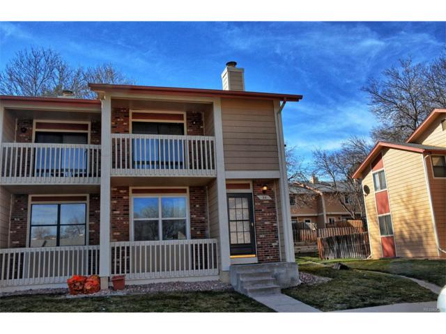 11636 Community Center Drive #30, Northglenn, CO 80233 (MLS #4917285) :: 8z Real Estate