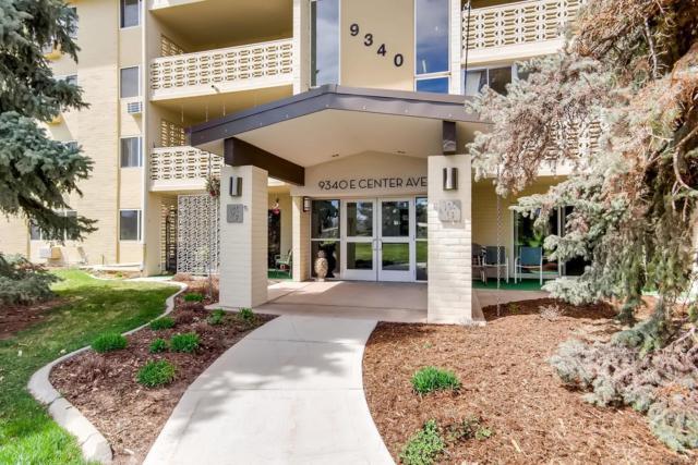9340 E Center Avenue 8A, Denver, CO 80247 (#4917794) :: The Heyl Group at Keller Williams