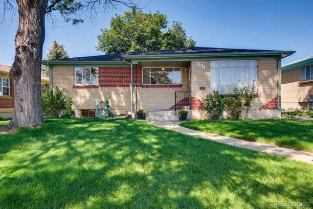 1869 S Clay Street, Denver, CO 80219 (#4917806) :: Structure CO Group