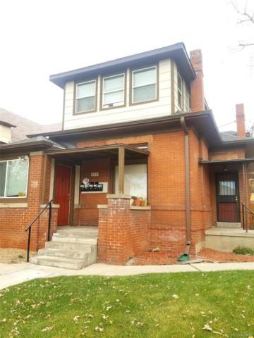 252 Lincoln Street, Denver, CO 80203 (#4918509) :: My Home Team