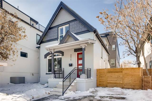 4615 Shoshone Street, Denver, CO 80211 (#4918706) :: Bring Home Denver with Keller Williams Downtown Realty LLC