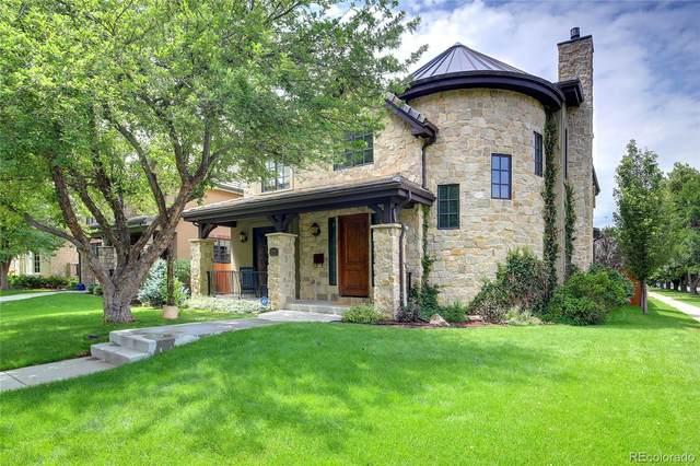 2201 S Cook Street, Denver, CO 80210 (MLS #4918787) :: 8z Real Estate