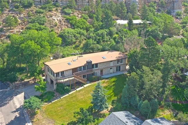 5 Austin Lane, Colorado Springs, CO 80909 (MLS #4919323) :: Keller Williams Realty