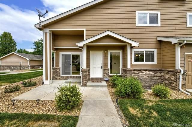 1601 Great Western Drive F1, Longmont, CO 80501 (#4919458) :: Kimberly Austin Properties