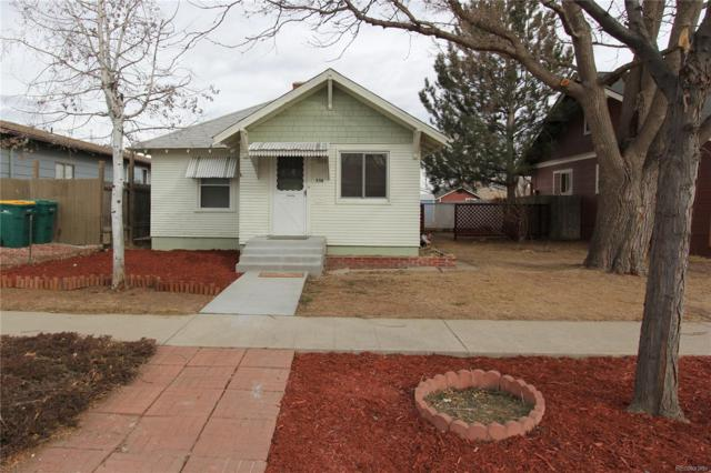 336 S 2nd Avenue, Brighton, CO 80601 (#4919522) :: The Pete Cook Home Group