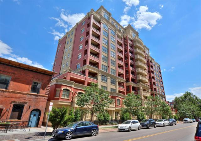 1950 N Logan Street #408, Denver, CO 80203 (#4919674) :: Colorado Home Finder Realty