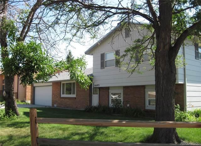 6605 Dublin Place, Colorado Springs, CO 80918 (#4919710) :: The Griffith Home Team