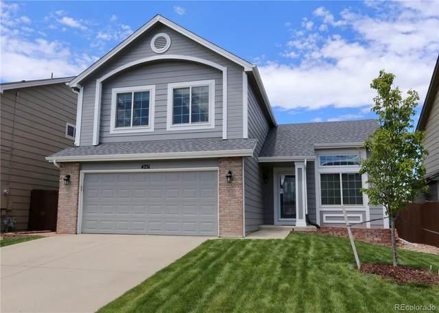4751 Coker Avenue, Castle Rock, CO 80104 (#4919948) :: The Peak Properties Group