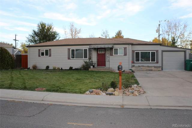 4060 Newman Street, Wheat Ridge, CO 80033 (#4919995) :: The HomeSmiths Team - Keller Williams