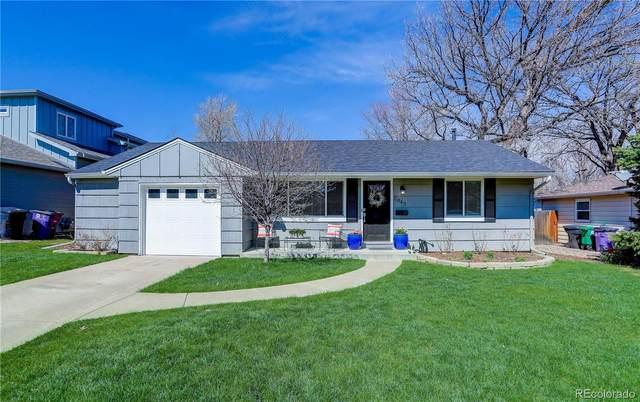2849 S Harrison Street, Denver, CO 80210 (MLS #4920934) :: 8z Real Estate