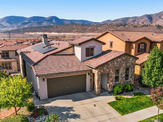 15274 W Baker Avenue, Lakewood, CO 80228 (#4921397) :: The Griffith Home Team