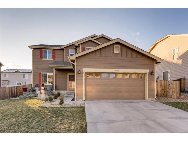 13937 Ivy Street, Thornton, CO 80602 (MLS #4921493) :: 8z Real Estate