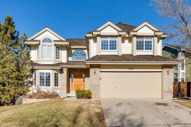 7078 Mountain Brush Circle, Highlands Ranch, CO 80130 (#4922194) :: The Heyl Group at Keller Williams