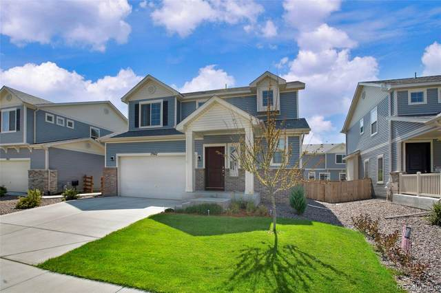 17962 E 107th Avenue, Commerce City, CO 80022 (MLS #4922234) :: Keller Williams Realty