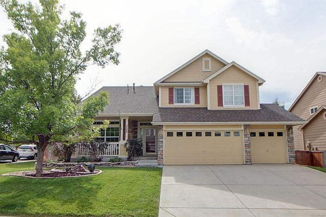 2608 E 148th Drive, Thornton, CO 80602 (#4922456) :: HomePopper