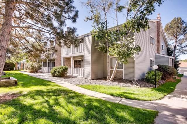 920 S Walden Way #101, Aurora, CO 80017 (MLS #4922502) :: 8z Real Estate