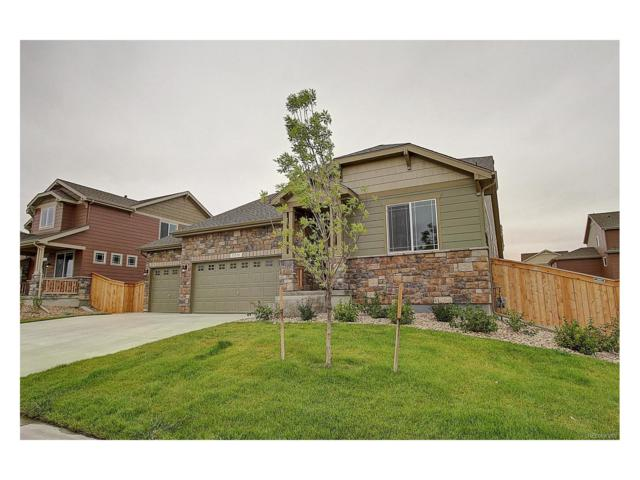 16685 W 86th Lane, Arvada, CO 80007 (#4922744) :: Thrive Real Estate Group