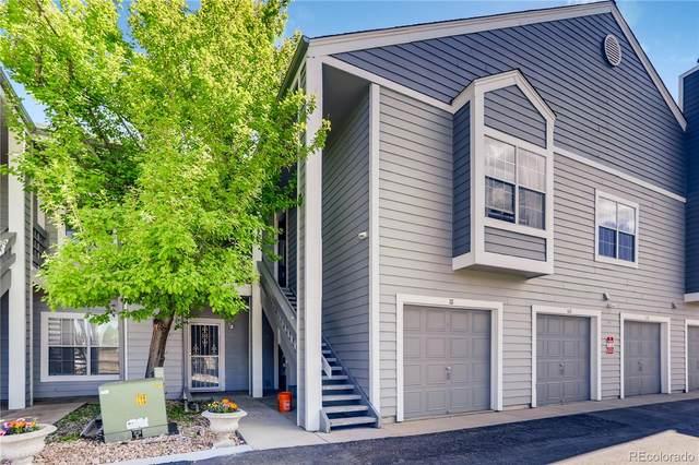 7430 Singing Hills Drive J204, Boulder, CO 80301 (MLS #4922983) :: Kittle Real Estate
