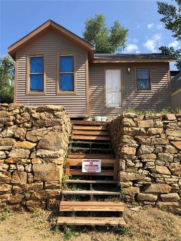 204 E 3rd High Street, Central City, CO 80427 (#4923213) :: Berkshire Hathaway HomeServices Innovative Real Estate