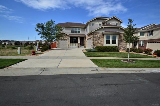 5363 S Haleyville Street, Aurora, CO 80016 (#4923343) :: The Peak Properties Group