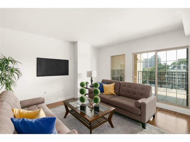 975 N Lincoln Street 5A-N, Denver, CO 80203 (MLS #4923819) :: 8z Real Estate